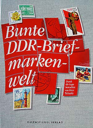 DDR Philatelie Literatur Briefmarken