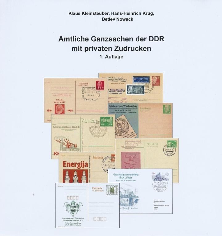 DDR Ganzsachen Katalog