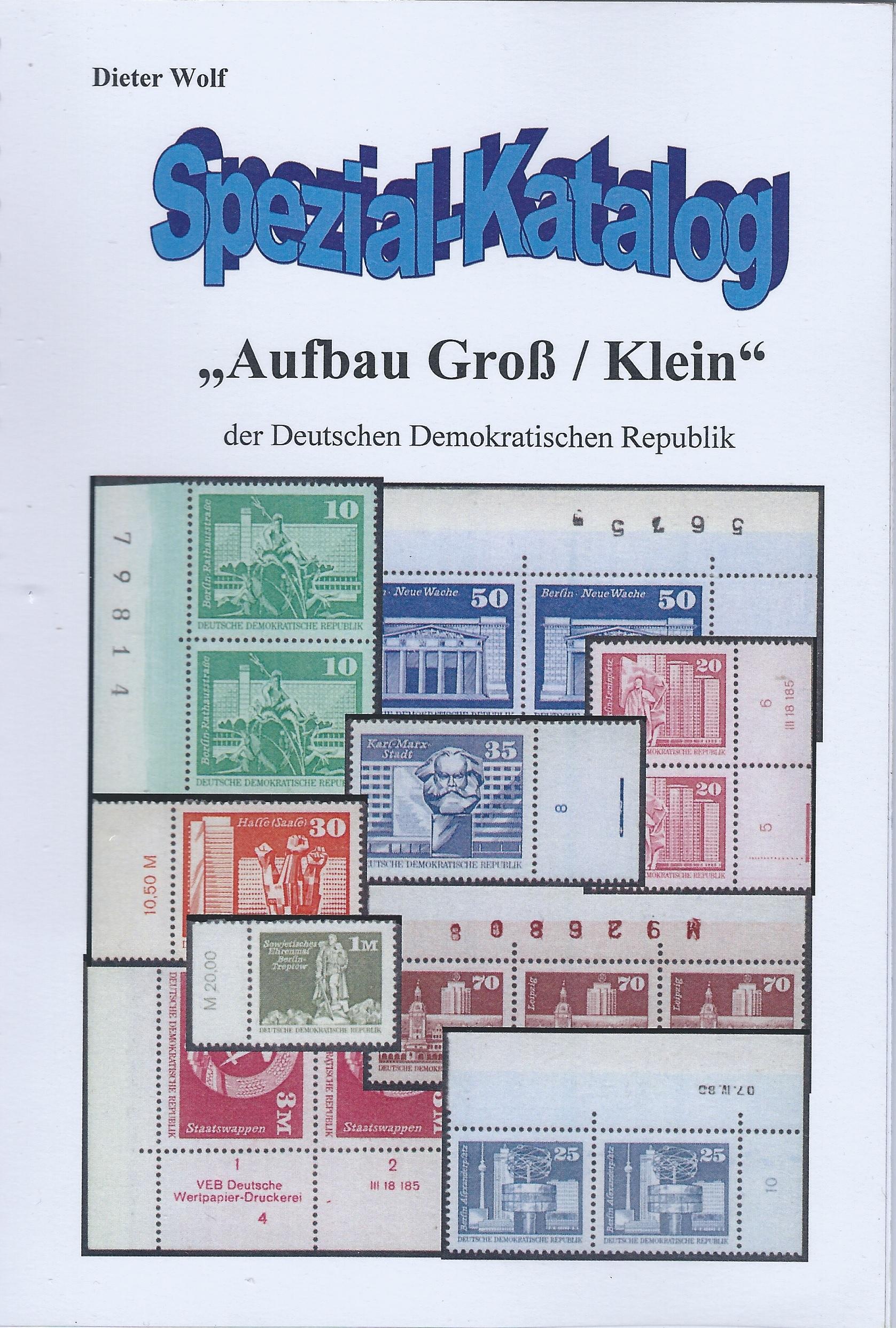 DDR Dauerserie Aufbau
