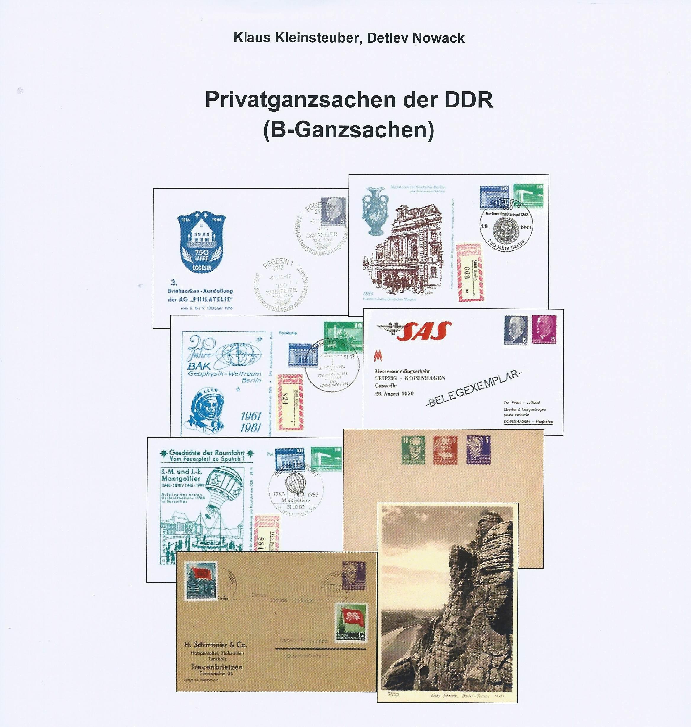 DDR Ganzsachen