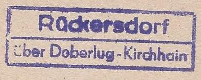 DDR Philatelie Stempel Forschung