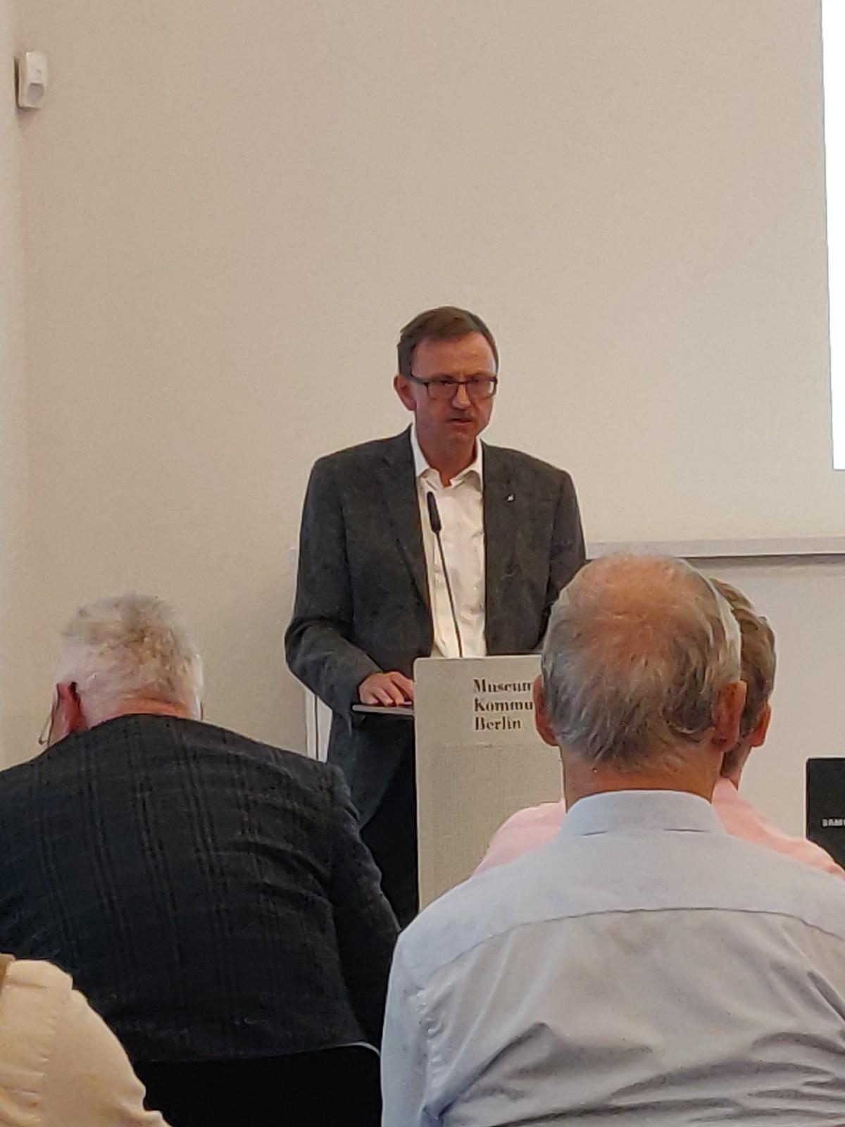 DDR Philatelie Symposium 70 Jahre Kling